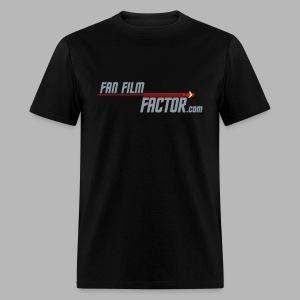 Fan Film Factor T-shirt - BLACK - Men's T-Shirt