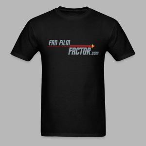 Fan Film Factor T-shirt - BLACK - Men's T-Shirt