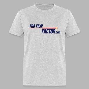 Fan Film Factor T-shirt - GRAY - Men's T-Shirt
