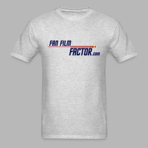 Fan Film Factor T-shirt - GRAY - Men's T-Shirt