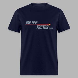 Fan Film Factor T-shirt - NAVY - Men's T-Shirt