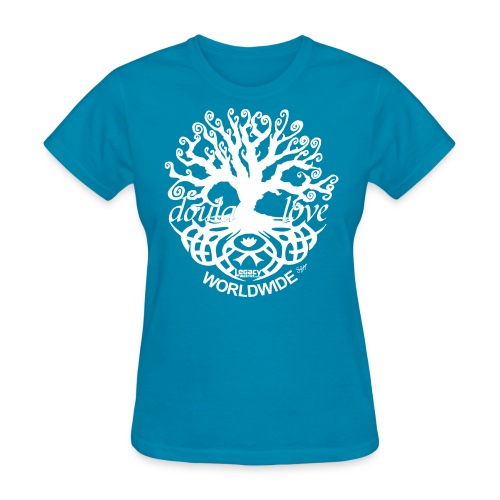 Tree of Life (DLW) - Women's T-Shirt