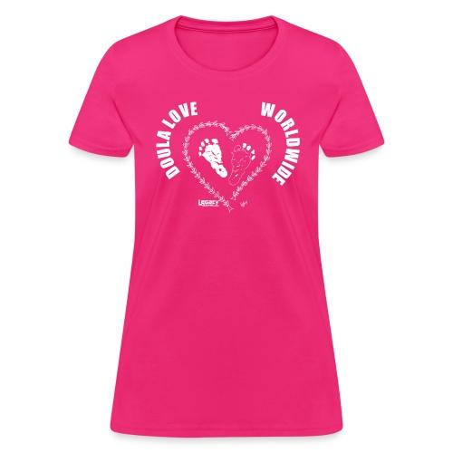 Heart Prints - Women's T-Shirt