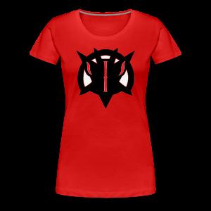 Cypher Team Logo - Women's Premium T-Shirt