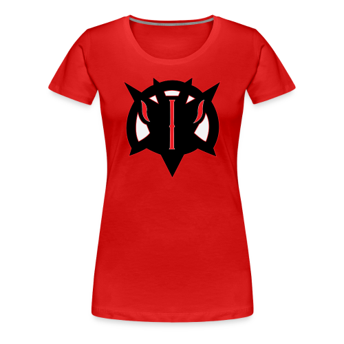 Cypher Team Logo - Women's Premium T-Shirt