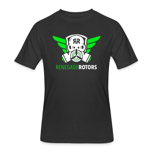 Renegade Rotors T-shirt - Men's 50/50 T-Shirt