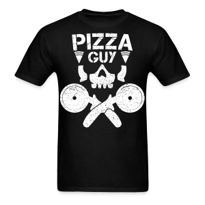 Pizza Guy Shirt - Men's T-Shirt
