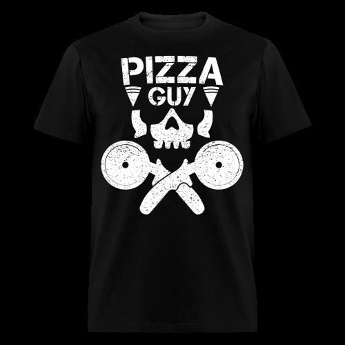 Pizza Guy Shirt - Men's T-Shirt
