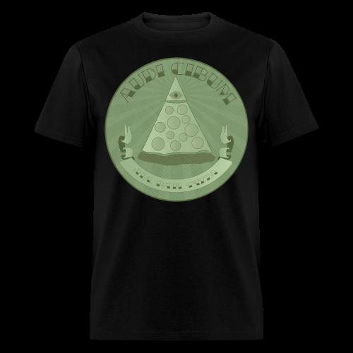 ALL HAIL PIZZA - Men's T-Shirt