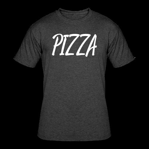 PIZZA - Men's 50/50 T-Shirt
