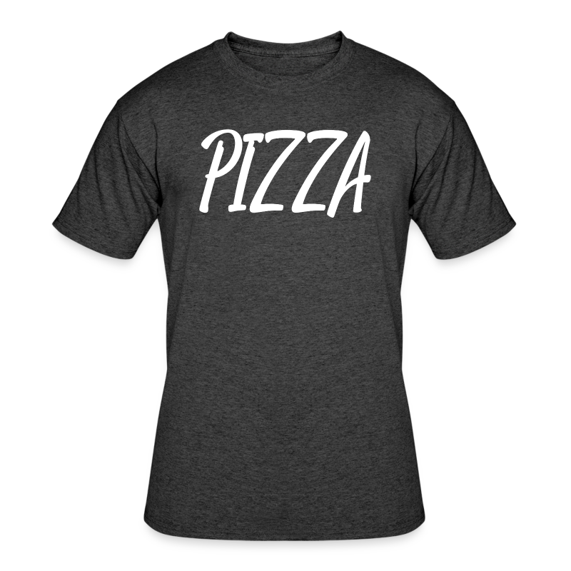 PIZZA - Men's 50/50 T-Shirt