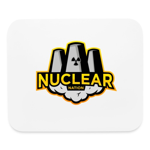 Nuclear Nation MousePad - Mouse pad Horizontal
