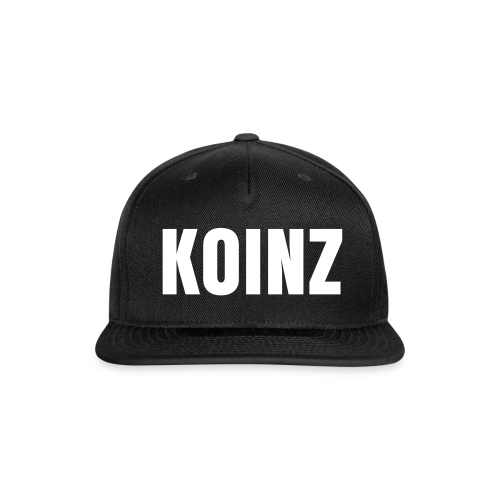 KOINZ Hat  - Snap-back Baseball Cap