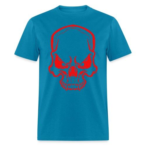 angryskull copy_ss - Men's T-Shirt