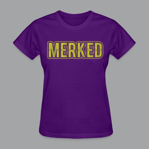 Gold Merked Women's T-Shirt - Women's T-Shirt