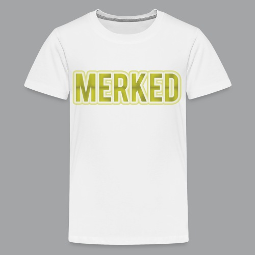 Gold Merked Kid's T-Shirt - Kids' Premium T-Shirt