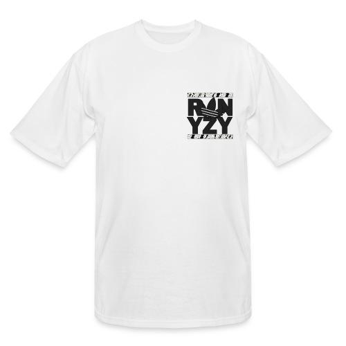 td white - Men's Tall T-Shirt