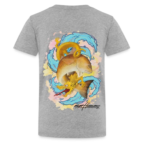 Men's Premium Red Dragon T-Shirt - Kids' Premium T-Shirt