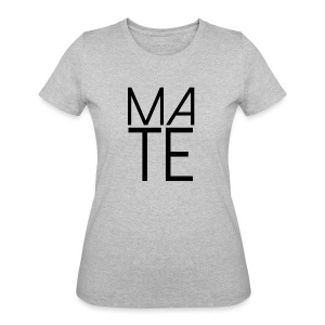 Mate (couple shirt)-Women - Women's 50/50 T-Shirt
