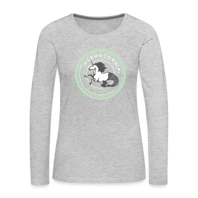 Mermacorn Long Sleeve - Ladies