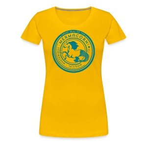 Mermacorn Short Sleeve - Ladies - Women's Premium T-Shirt