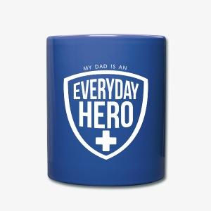 Everyday Hero Dad - Full Color Mug