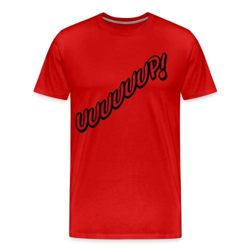 716 Fit UUUUUUP! Men's T-Shirt - Men's Premium T-Shirt