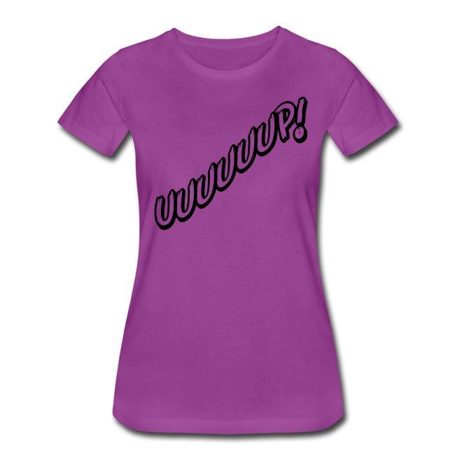 716 Fit UUUUUUP! Women s T-Shirt 63aec3702