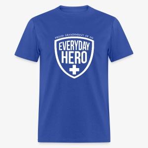 Everyday Hero Grandparent - Men's T-Shirt