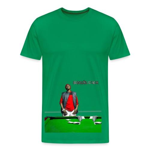 T.L.Creep (Hoodlums) T Shirt - Men's Premium T-Shirt