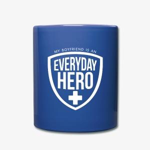 Everyday Hero Boyfriend - Full Color Mug