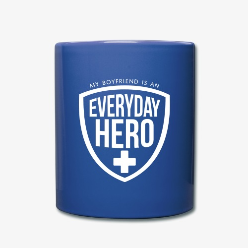 Everyday Hero Boyfriend - Full Color Mug