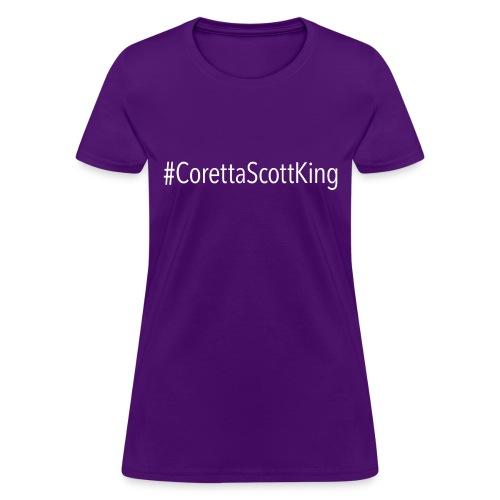#Coretta - Women's T-Shirt