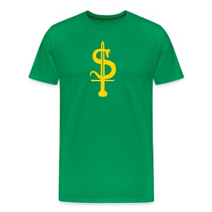 money money - Men's Premium T-Shirt