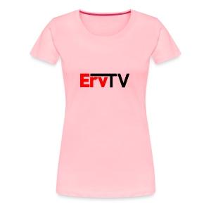 ErvTV Lady's T-Shirt - Women's Premium T-Shirt