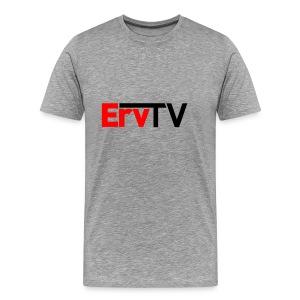 ErvTV Men's T-Shirt - Men's Premium T-Shirt