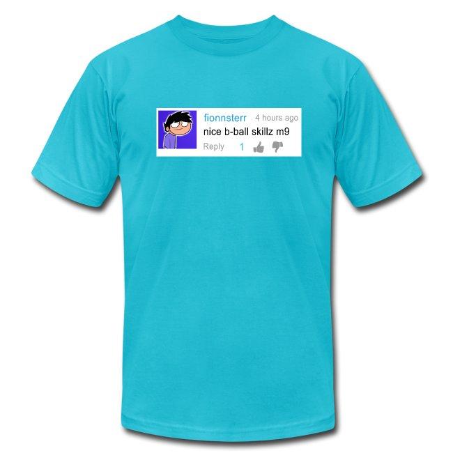a177e02b6 TOBUSCUS | nice shirt m9 - Mens Jersey T-Shirt