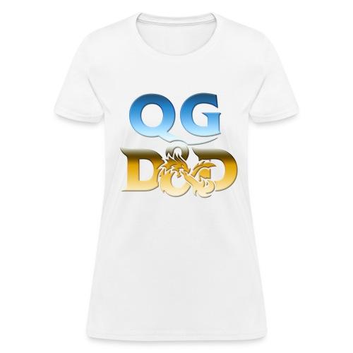 QGDnD Women's Tee - Women's T-Shirt