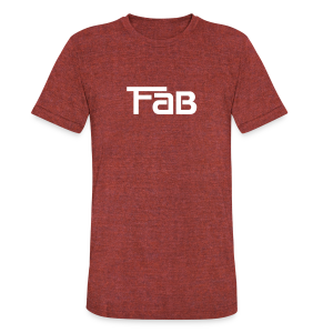 Fab Triblend Tee - Unisex Tri-Blend T-Shirt