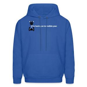 I'm having an incredible year. (Arrested Development) Hoodie - Men's Hoodie