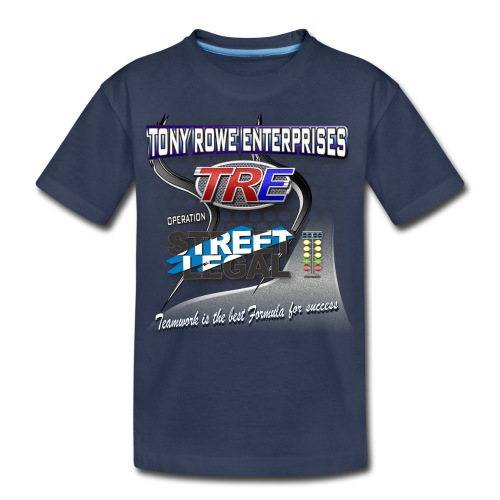 TRE OSL Dragster Kids t-shirt - Kids' Premium T-Shirt