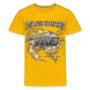 TRE Drag Racing Team Kids - Kids' Premium T-Shirt