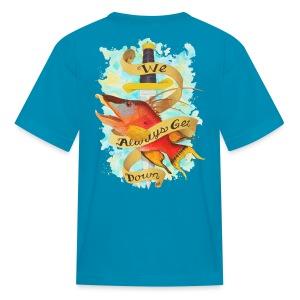 Kid's Standard Get Down Hog T-Shirt - Kids' T-Shirt