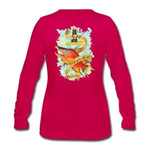 Women's Premium Get Down HogLong Sleeve Shirt - Women's Premium Long Sleeve T-Shirt
