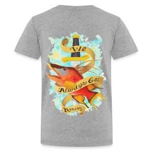 Kid's Premium Get Down Hog T-Shirt - Kids' Premium T-Shirt