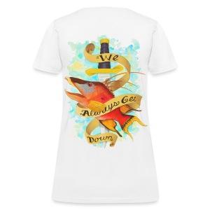 Women's Standard Get Down Hog T-Shirt - Women's T-Shirt