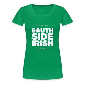 Women's South Side Irish T-Shirt - Women's Premium T-Shirt