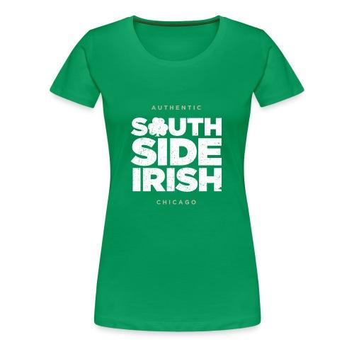 Women's South Side Irish T-Shirt - Women's Premium T-Shirt