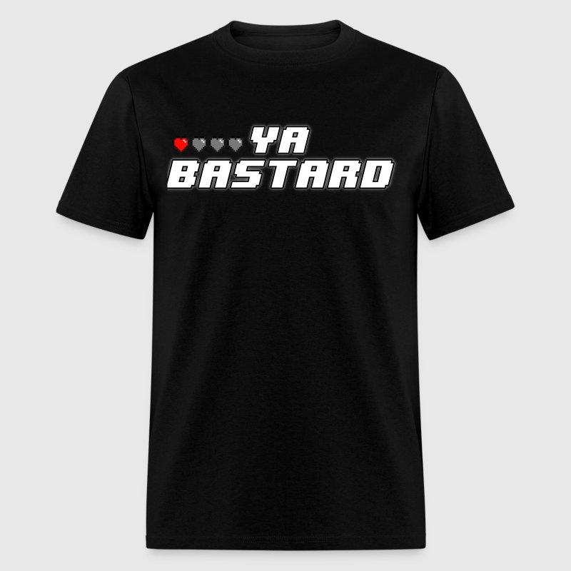 Ya Bastard 8 Bit T-Shirt