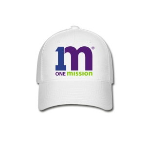 One Mission Baseball Cap - Baseball Cap